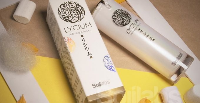 natural lycium serum