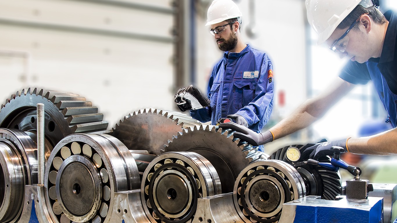 Acquiring Interesting Factors about Gearboxes