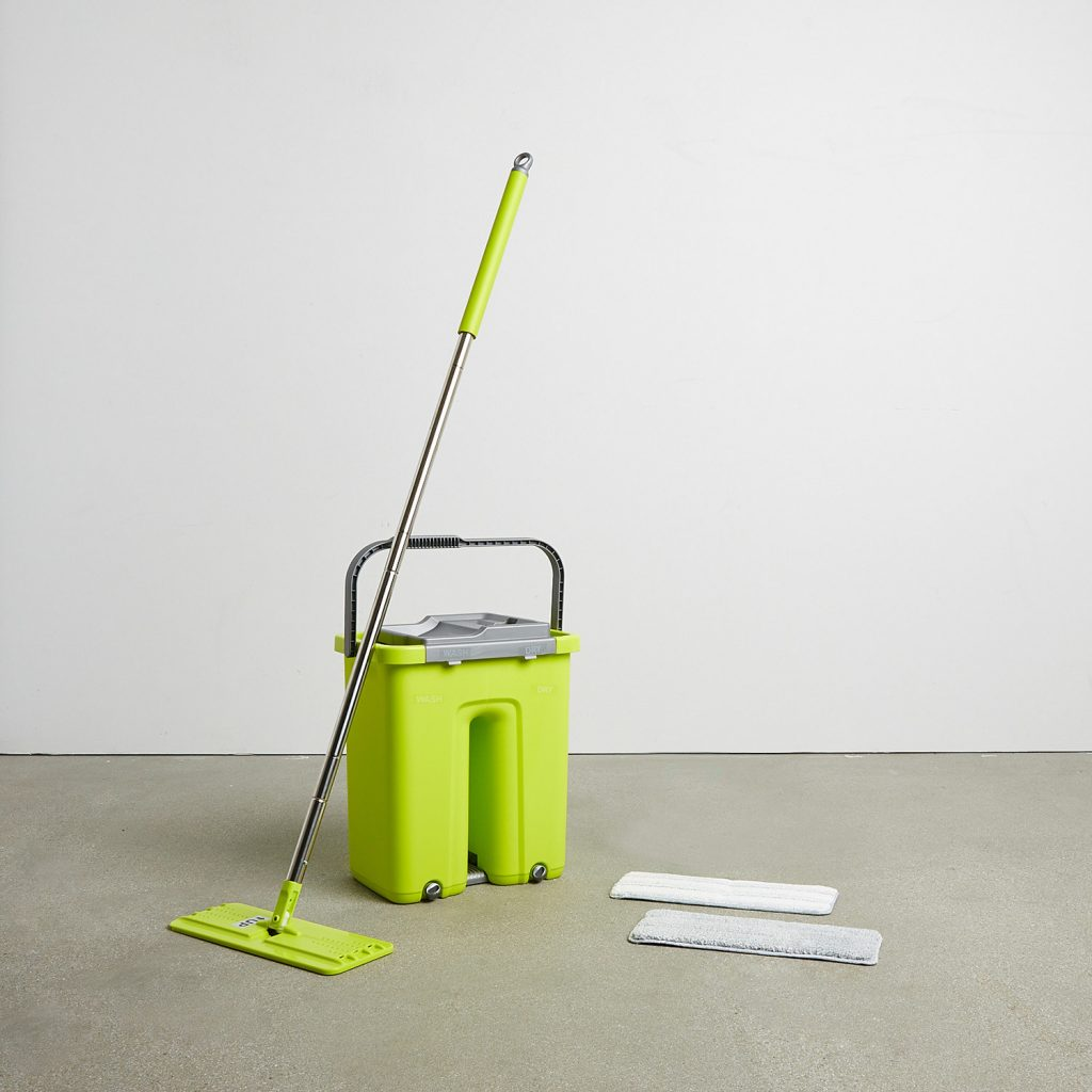 dry cleaning mop