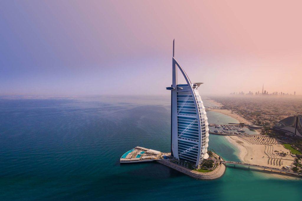 luxury hotel management uae